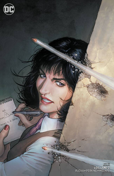 Lois Lane (2019) #02 (of 12) (Nicola Scott Variant)