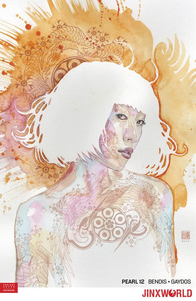 Pearl (2018) #12 (David Mack Variant)
