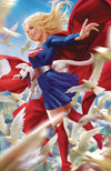 Supergirl (2016) #33 (YOTV Dark Gifts Derrick Chew CS Variant)