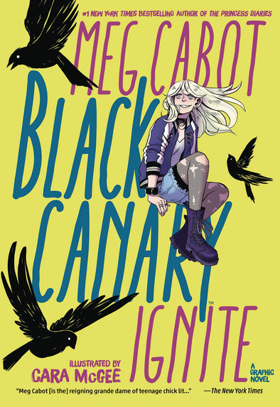 Black Canary Ignite (2019) TP
