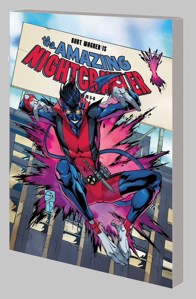 Age of X-Man (2019) TP Amazing Nightcrawler