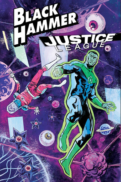 Black Hammer/Justice League (2019) #02
