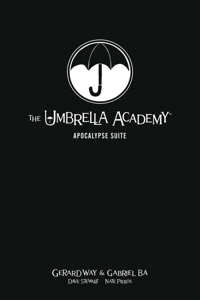 Umbrella Academy Library HC Vol. 01: Apocalypse Suite