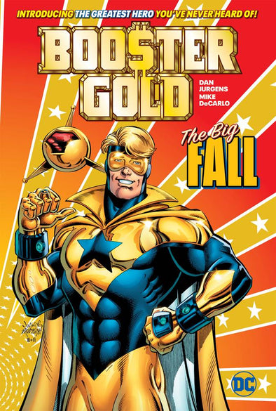 Booster Gold: The Bigg Fall HC