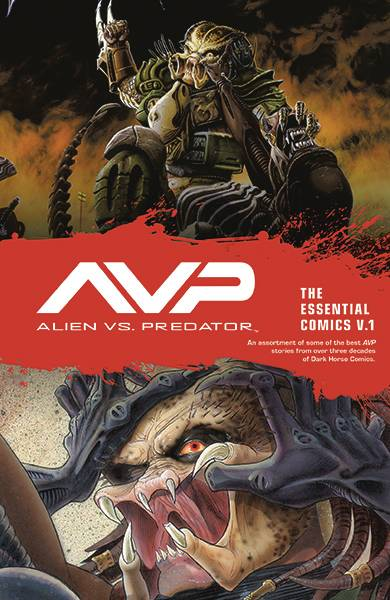 Alien vs. Predator Essential Comics TP Vol. 01