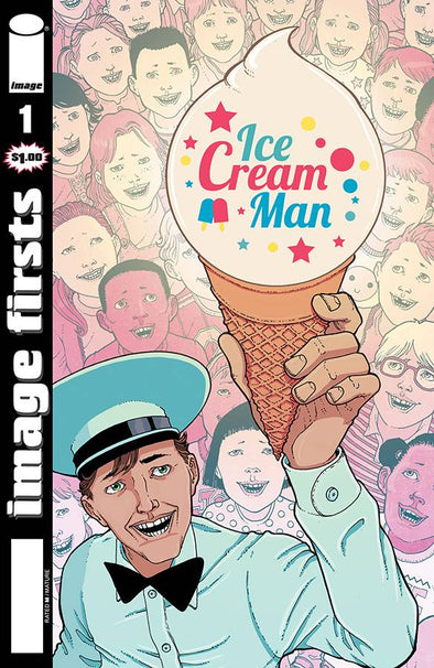 Image Firsts: Ice Cream Man #01