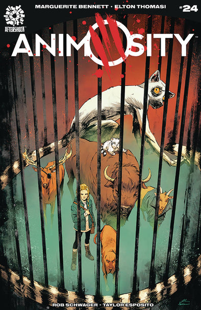 Animosity (2016) #24