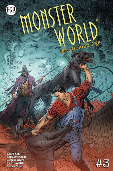 Monster World Golden Age (2019) #03