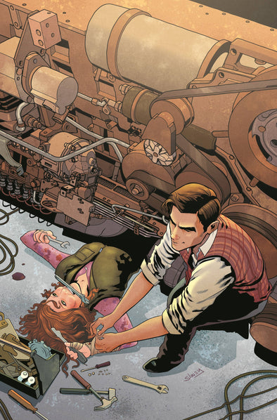 Firefly (2018) #07 (Will Sliney Variant)