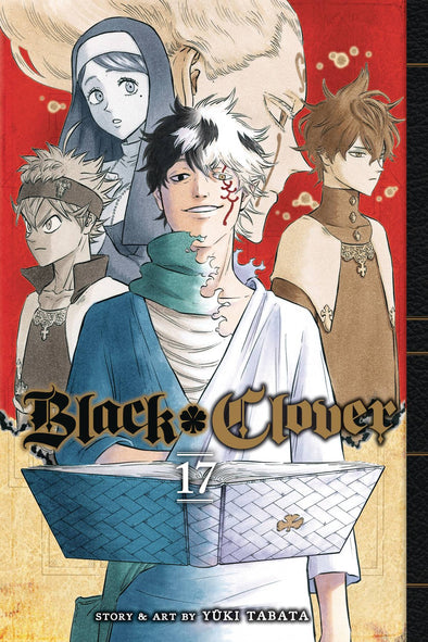 Black Clover TP Vol. 17