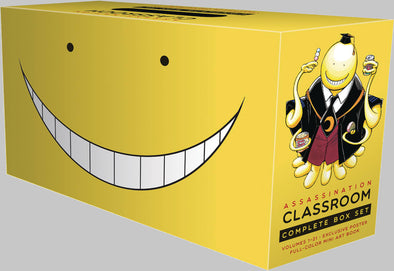 Assassination Classroom Box Set