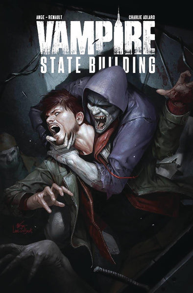 Vampire State Building (2019) #01 (In-Hyuk Lee Variant)
