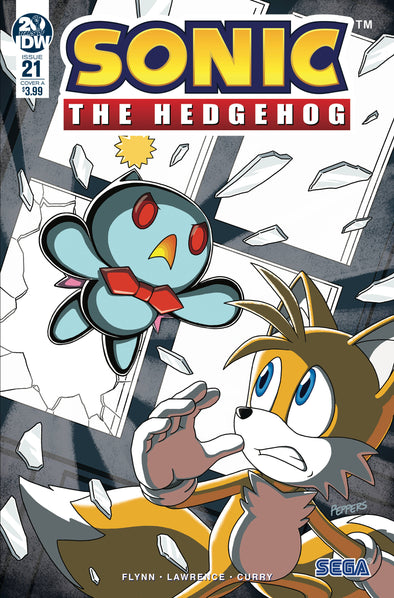 Sonic the Hedgehog (2018) #21