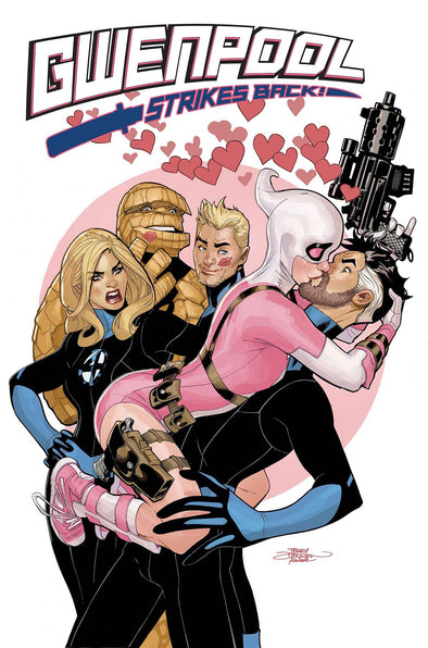 Gwenpool Strikes Back (2019) #02 (of 5)