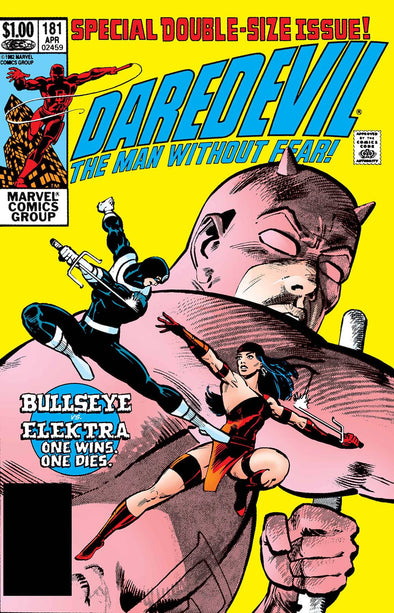 Daredevil (1964) #181 Facsimile Edition