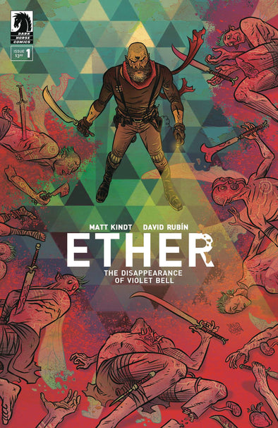 Ether: Disappearance of Violet Bell (2019) #01