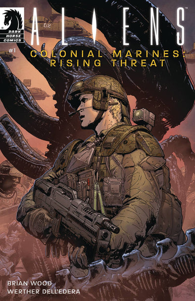 Aliens: Colonial Marines Rising Threat (2019) #01