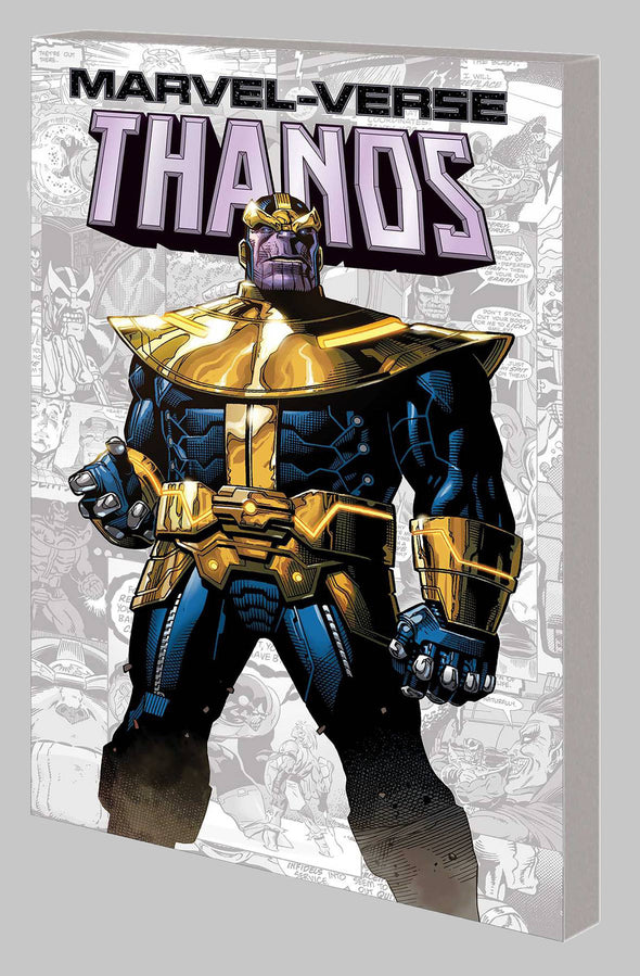 Marvel-Verse TP Thanos