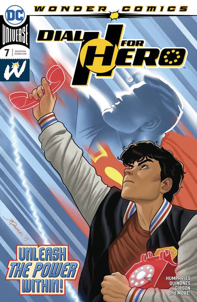 Dial H for Hero (2019) #07 (of 12)