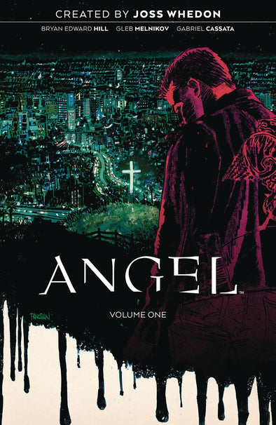 Angel (2019) TP Vol. 01