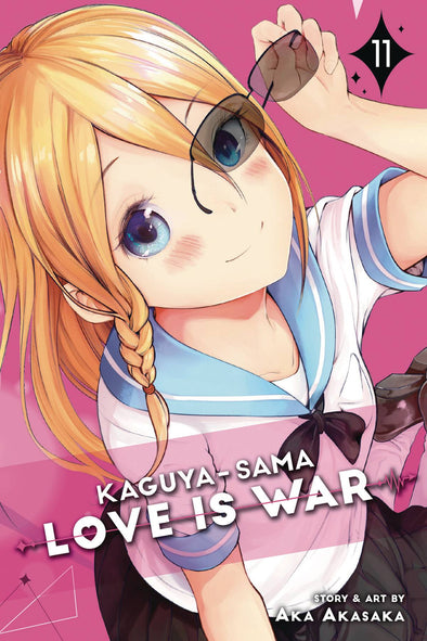 Kaguya Sama: Love is War TP Vol. 11