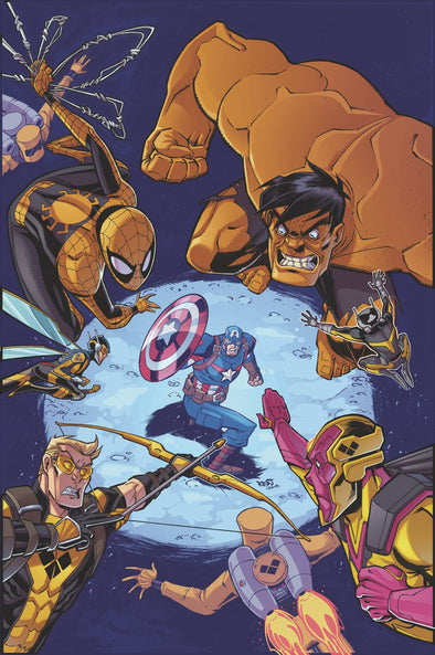 Marvel Action Avengers (2018) #10