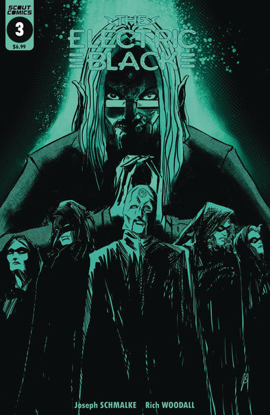 Electric Black (2019) #03 (Glow in the Dark Variant)