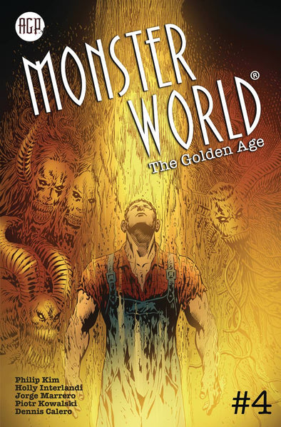 Monster World Golden Age (2019) #04