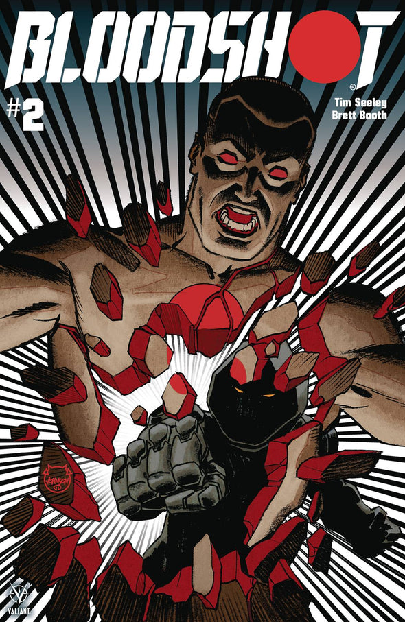 Bloodshot (2019) #02 (Dave Johnson Variant)