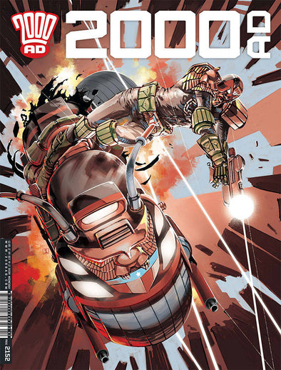 2000 AD Pack October 2019