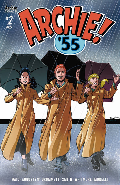 Archie 1955 (2019) #02 (Ray Anthony-Height Variant)