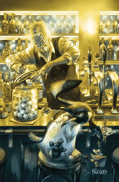 Fight Club 3 (2019) #10 (Duncan Fegredo Variant)