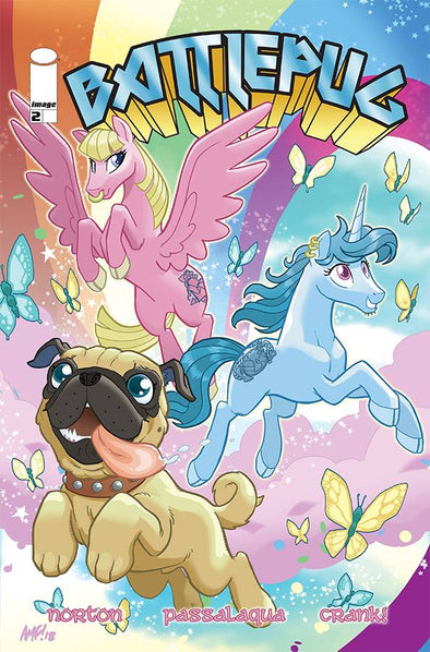 Battlepug (2019) #02 (Tony Fleecs Variant)