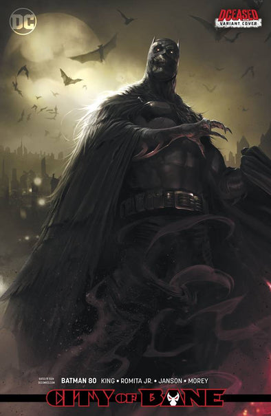 Batman (2016) #80 (Francesco Mattina Variant)