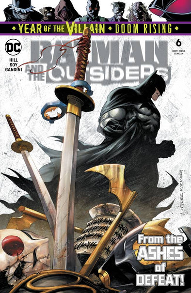 Batman and the Outsiders (2018) #06 (YOTV)