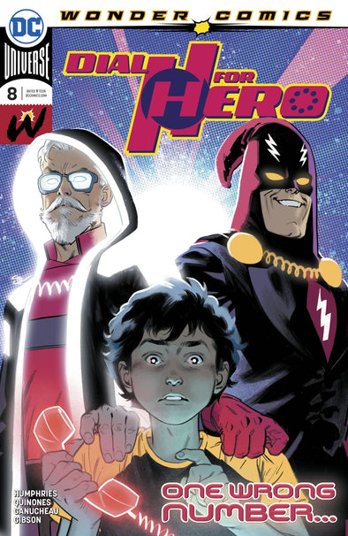 Dial H for Hero (2019) #08 (of 12)