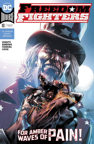 Freedom Fighters (2018) #10