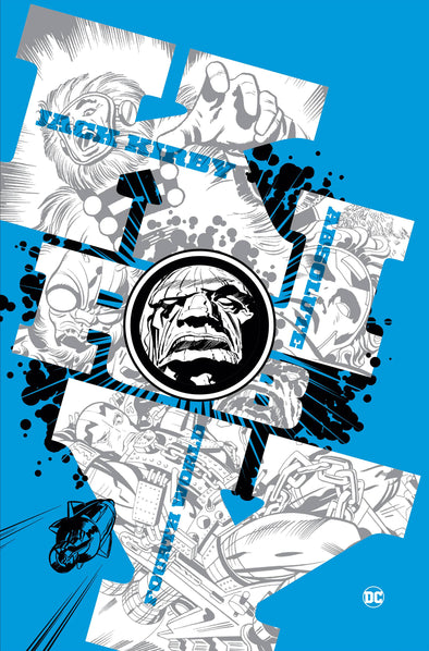Absolute Forth World by Jack Kirby HC Vol. 01