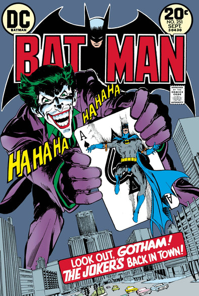 Batman #251 (Facsimile Edition)