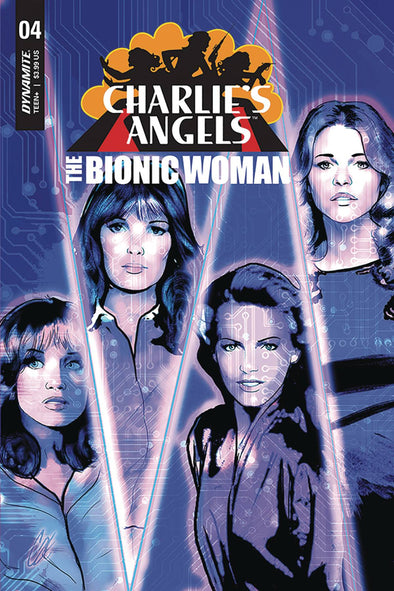 Charlie's Angels vs Bionic Woman (2019) #04