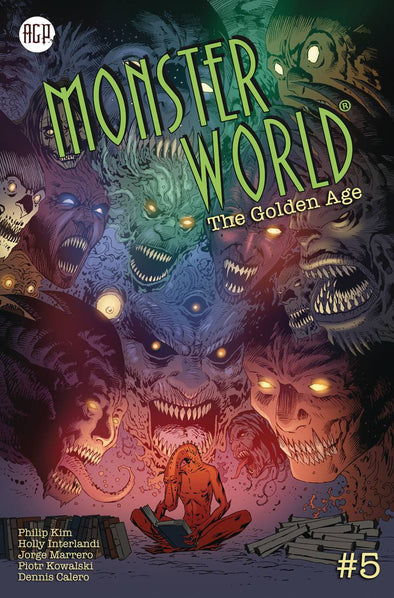 Monster World Golden Age (2019) #05
