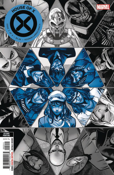 House of X (2019) #02 (2nd Printed)