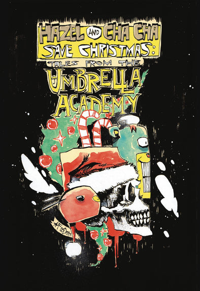 Hazel & Cha Cha Save Christmas (2019) #01 (Jim Mahfood Variant)