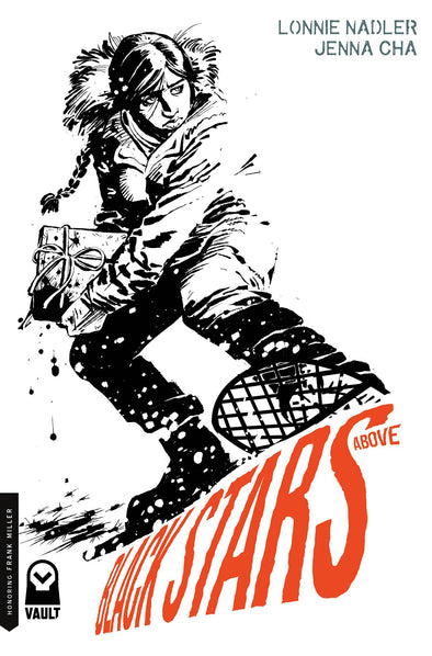Black Stars Above (2019) #01 (Nathan Gooden Variant)