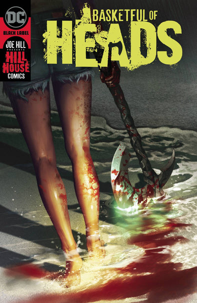 Basketful of Heads (2019) #02 (of 6)