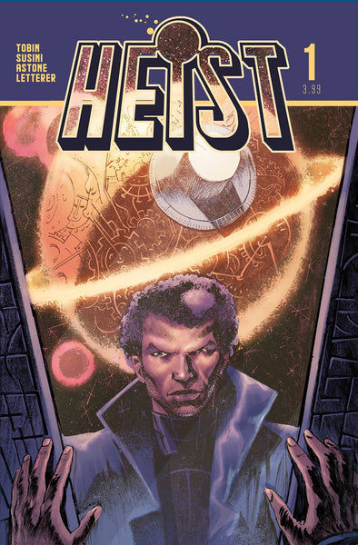 Heist How to Steal a Planet (2019) #01