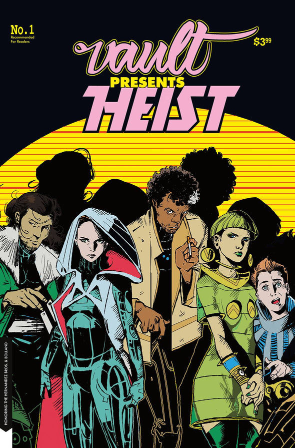 Heist How to Steal a Plane (2019) #01 (Nathan Gooden, Tim Daniel Variant)