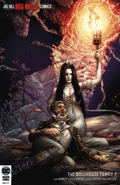 Dollhouse Family (2019) #01 (of 6) (Jay Anacleto CS Variant)