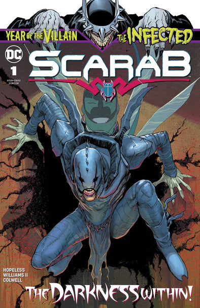 Infected Scarab (2019) #01