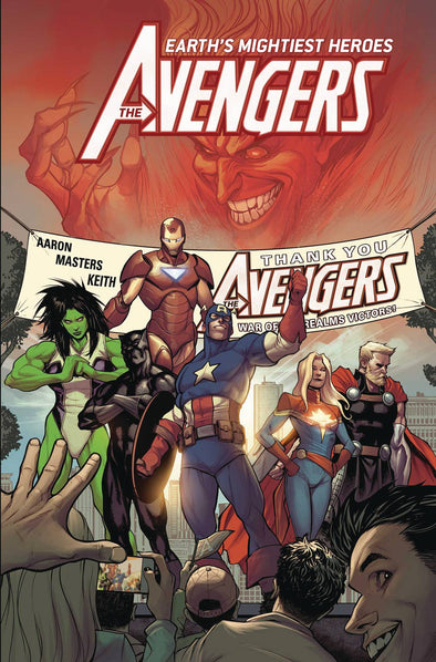 Avengers By Jason Aaron TP Vol. 04: War of Realms